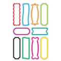 Labels superShapes Stickers-Large 12 Packs
