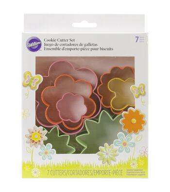 Cookie Cutter Set 7/Pkg-Mini Garden