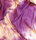 Printed Knit Rayon Spandex Fabric 55\u0022-Purple Tie Dye