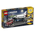 LEGO Creator 3-in-1 Shuttle Transporter Set