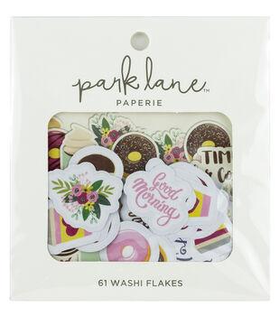 Park Lane Washi Flakes-Coffee