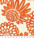 Genevieve Gorder Multi-Purpose Decor Fabric 54\u0027\u0027-Tiger Lily Flower Pops