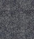 Vintage Cotton Fabric 43\u0022-Vine Scrolls Black