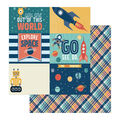 Photoplay Paper To the Moon & Back 25 pk Cardstock-Out of this World