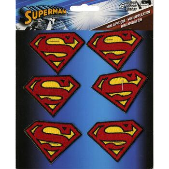 DC Comics Superman Insignia Patch 2''x1.5''