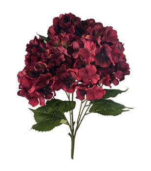 "Bloom Room 22"" Hydrangea Bush-Red"