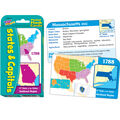 States & Capitals Pocket Flash Cards, 12 Sets