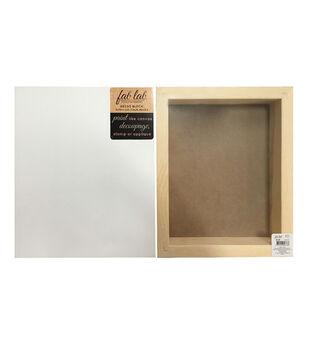 Fab Lab 8''x10'' Medium Gesso Board