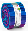 Kona Fabric Roll-Peacock
