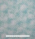 Stretch Chiffon Fabric 57\u0027\u0027-Aqua Brushstrokes