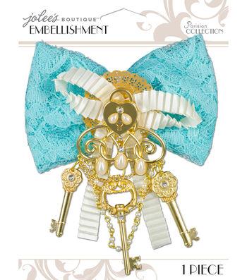 Jolee's Boutique Parisian Vintage Key Embellishment