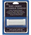 Sulky Premium Invisible Thread 440 Yards-Clear