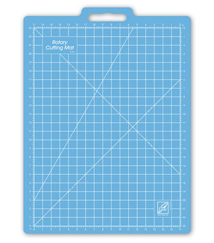 "June Tailor Gridded Rotary Mat-18""x26"" With 17""x23"" Grid"