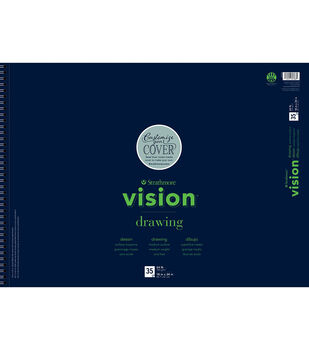 "Strathmore 18""x24"" Vision Drawing Pad"