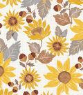 Simply Autumn Sunflowers 52\u0027\u0027X70\u0027\u0027 Peva Tablecloth