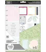 The Happy Planner Girl Classic Planner Accessory Pack-Homebody, , hi-res