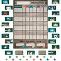 Home Sweet Classroom Clingy Thingies Responsibility Chart
