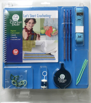 Crochet Dude Beginner Kit