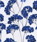 Snuggle Flannel Fabric 42\u0022-Blossoms