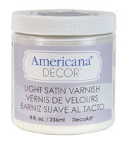 DecoArt Lt Satin - Varnish 8oz, , hi-res