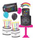 Twinkle Twinkle You're A STAR! Birthday Bulletin Board Set