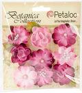 Botanica Baby Blooms 1.2\u0022-Fuchsia