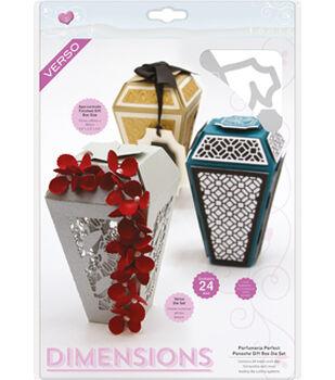Tonic Studios Verso Dimensions Dies 24/Pkg-Parfumerie Perfect Panache
