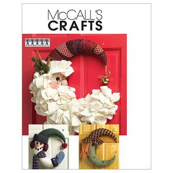 McCall's Crafts Seasonal Crafts-M5205