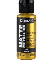 DecoArt Americana 2 oz. Acrylic Matte Paint, , hi-res