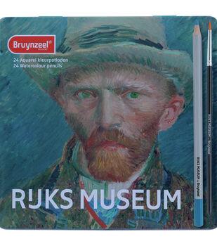 Dutch Master Rijks Museum Watercolour Pencil Set 24/Pkg-Van Gogh