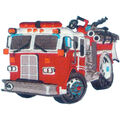 Patch-Fire Truck