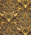 Home Decor 8\u0022x8\u0022 Fabric Swatch-Upholstery Fabric Barrow M8569-5971 Onyx