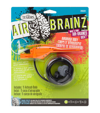 AirBrainz Airbrush Body-Orange