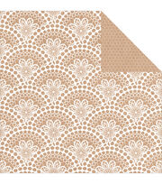 Kaisercraft Mix & Match Lace Double-Sided Cardstock, , hi-res