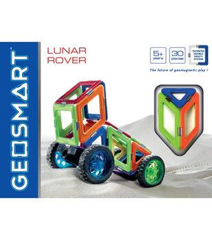GeoSmart Lunar Rover Magnetic Construction Set