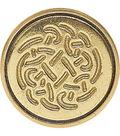 Manuscript Short Handle Classic Seal W/Wax Set-Celtic Rose