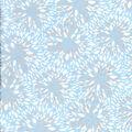 Keepsake Calico Cotton Fabric-Metallic Burst Light Blue