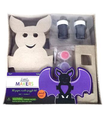Little Maker's 3D Paper Mache Kit-Bat