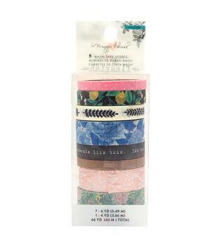 Maggie Holmes Crate Paper Washi Tape-Flourish