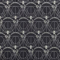 Harry Potter Cotton Fabric-Deathly Hallows Line Art