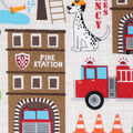 Novelty Cotton Fabric 43\u0027\u0027-Search & Rescue