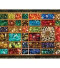 Jigsaw Puzzle 1000 Pieces 19.2\u0022X27\u0022-Bead Tray