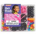 The Beadery Small Hair Bead Kit-Circus