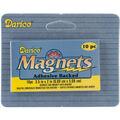 Adhesive Magnetic Sheet-2\u0022X3.5\u0022 10/Pkg
