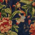 Waverly Multi-Purpose Décor Fabric 9\u0022x9\u0022 Swatch-Kensington Bloom Gem