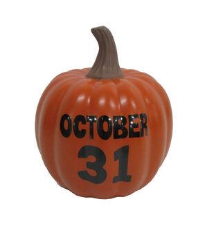 Maker's Halloween Pumpkin-October 31