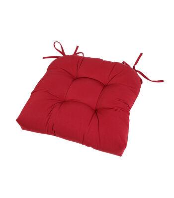 Americana Patriotic Cushion-Red