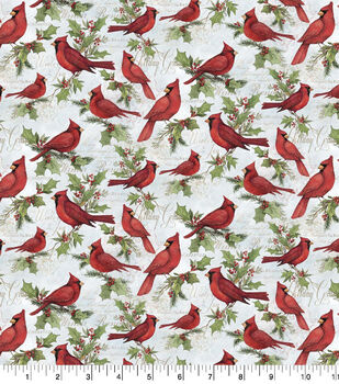 Christmas Fabric - Christmas Fabric by the Yard | JOANN