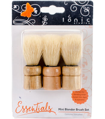Tonic Studios Mini Blending Brush Set 3 Pack