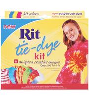 Rit Tie-Dye Kit-Red, Blue, Yellow, , hi-res